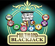 Multihand Blackjack PP